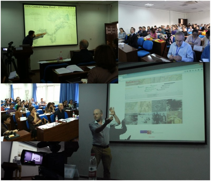 Chengdu launch Disaster Anthropology Conference 2015